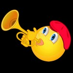 Smiley Trompete_rot_web