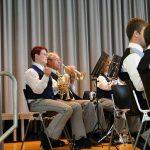 Muttertag, Jahr 2017, Stadtmusik Dübendorf, Leepünt, Jugendmusik Dübendorf, Andrea Ingold Lüchinger
